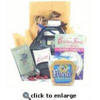 Quality Get Well Gift Basket | Get Well Speedy Recovery Present with Books for Friend or Co-worker Employee for sale