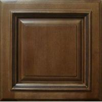 Quality Old World Glazed Wood Cabinets for sale