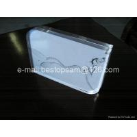 Quality acrylic photo frame with magnet PH-341 for sale