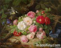 Quality Handmade Oil Painting for sale