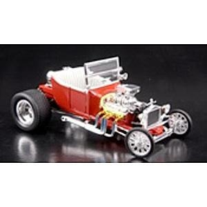 "Buy tes460045 - 1/24 Model ""T"" Bucket (Red) (Metal Kit) at wholesale prices"