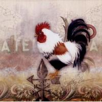 Quality Paisley Rooster - Alma Lee for sale
