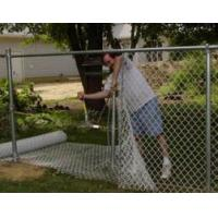 Quality Chain Link Fence Installat for sale