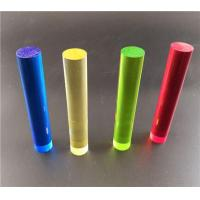 Quality Clar And Colors Acrylic Rod for sale
