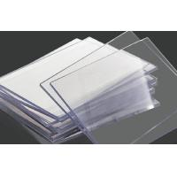 Buy cheap PVC plastic sheet adhesive from wholesalers