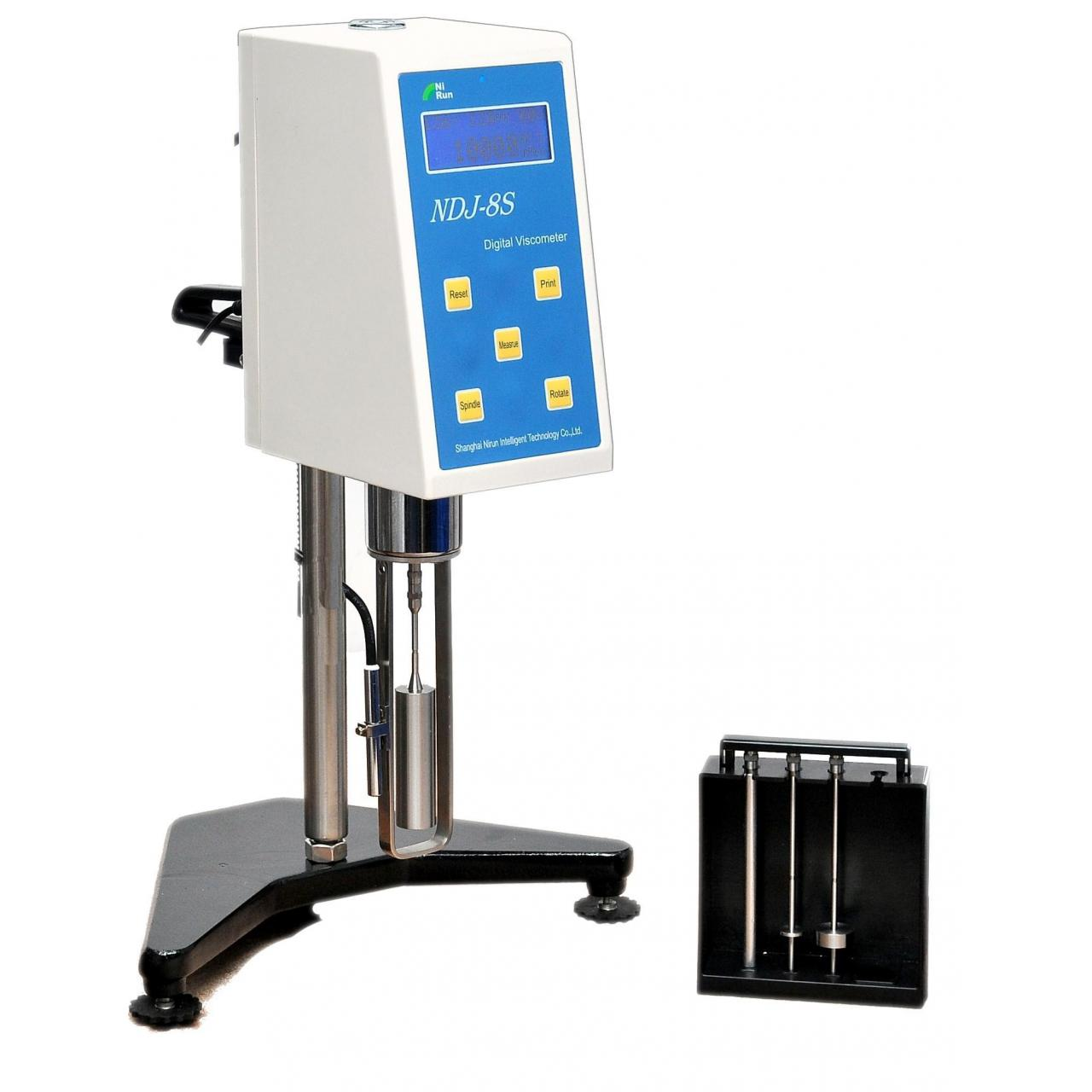 Buy cheap Cone Plate Rheometer NDJ-5S; NDJ-8S digital stom viscometer from wholesalers