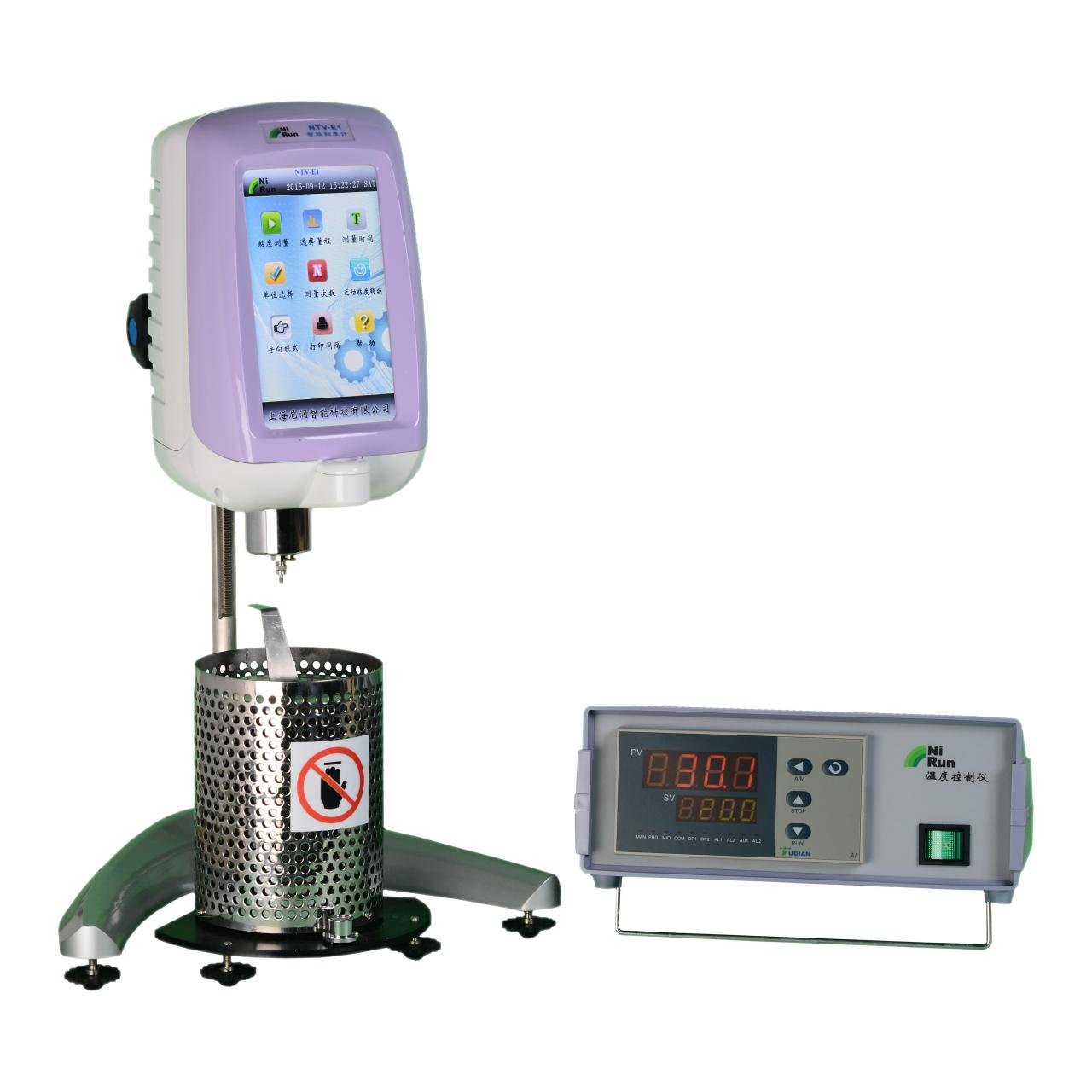 Buy cheap Cone Plate Rheometer NTV-AI Viscometer For Hot Melt from wholesalers