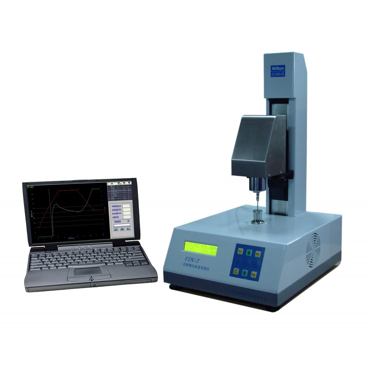 Buy cheap Cone Plate Rheometer FDV-T automatic viscometer from wholesalers