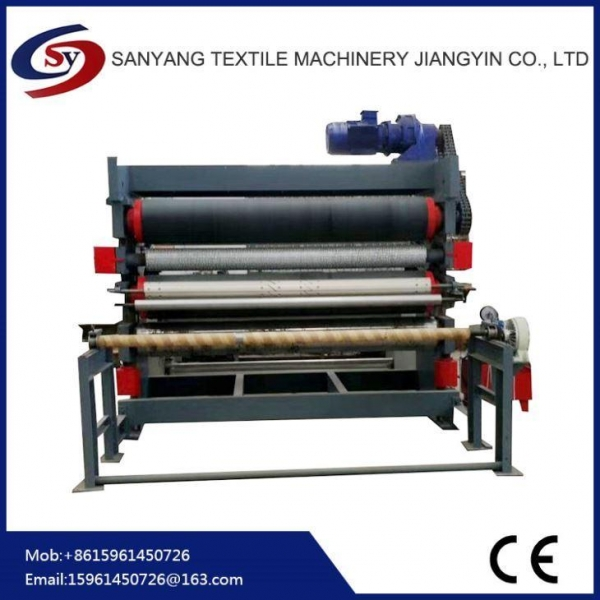 China Four Roller Embossing Machine