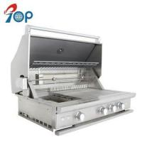 Quality Stainless Steel Built-in 3 Burner Natural Gas BBQ Grill for sale