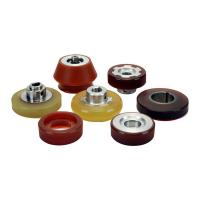 Buy cheap Circular Looms Cast Pu Rollers from wholesalers