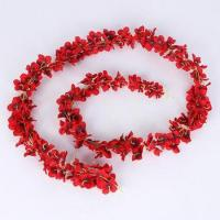 Quality Factory Price Mult-colour Silk Garland Artificial Flower For Wedding for sale