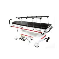 Medical Trolley Model NO.XF184 Luxury Pedal Hydrautic Hi-Low Stretcher